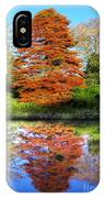 Autumn Reflections IPhone Case