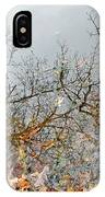 Autumn Reflections On Alloway Lake Nj IPhone Case
