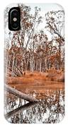 Autumn Reflections V2 IPhone Case