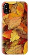 Autumn Remains IPhone Case
