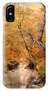 Autumn Riches 1 IPhone Case