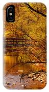 Autumn Scene IPhone Case