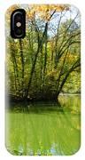 Autumn Sea IPhone Case