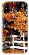 Autumn Splendor 10 IPhone Case