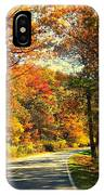 Autumn Splendor IPhone X Case