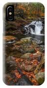 Autumn Streams In Tamworth IPhone Case