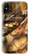 Autumn - This Years Harvest IPhone Case