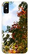 Autumn To Perfection IPhone Case