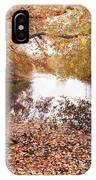 Autumn Tranquility IPhone Case