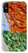 Autumn Tree IPhone X Case