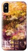 Autumn Xxxxii IPhone Case