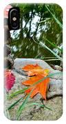 Autumn Zen IPhone Case