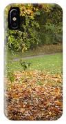 Autumnal 1 IPhone Case