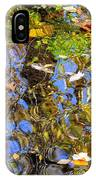 Autumnal Abstracious IPhone Case