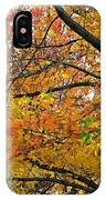 Autumnal Bliss IPhone Case