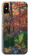 Autumnal Rock IPhone Case