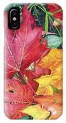 Autumn's Carpet IPhone Case