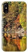 Autumns Glow IPhone Case