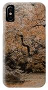 Autumn's Touch IPhone Case