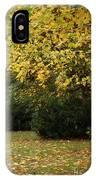 Autumn's Wondrous Colors 4 IPhone Case