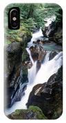 Avalanche Creek IPhone Case