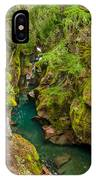 Avalanche Gorge In September IPhone Case
