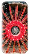 Avery Tractor Tire IPhone Case