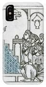 Avicenna, (ibn-sina) IPhone Case