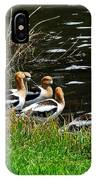Avocets IPhone Case