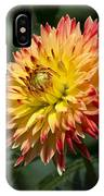 Awakening Dahlia IPhone Case