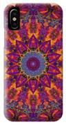 Awakening Lotus IPhone Case