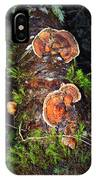 Awe Inspiring Fungi IPhone Case
