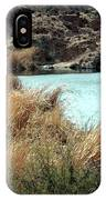 Ayer Lake IPhone Case