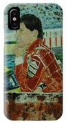 Ayrton Senna IPhone Case