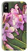 Azalea Art IPhone Case