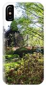 Azalea Garden IPhone Case