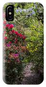 Azalea Trail IPhone Case