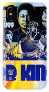 B. B. King Poster Art IPhone Case
