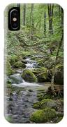 Babbling Baxter Brook IPhone Case