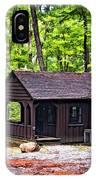 Babcock Cabin IPhone Case