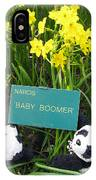 Baby Boomers IPhone Case