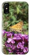 Baby Butterfly IPhone Case