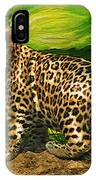 Baby Jaguar IPhone Case