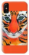 Baby Tiger IPhone X Case