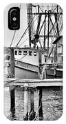 Back At The Dock IPhone Case