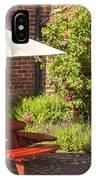 Back Garden  IPhone Case