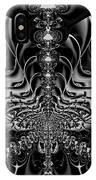 Back In Black IPhone Case
