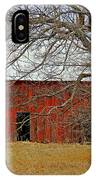 Back In The Woods IPhone Case