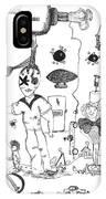 Back Rooms Of My Mind Door 10313 IPhone Case