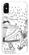 Back Rooms Of My Mind Door 16113 IPhone Case